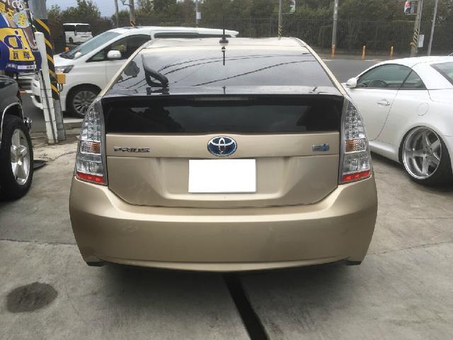 米国トヨタ プリウス プリウス2北米専売色サンディービーチメタリックCARFAX有