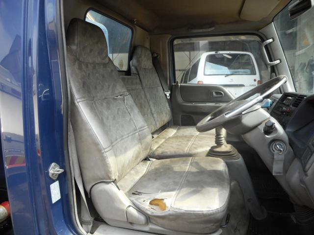 マツダ タイタントラック 2t 巻込式パッカー車モリタ製4.2立米 4.0Lディーゼル