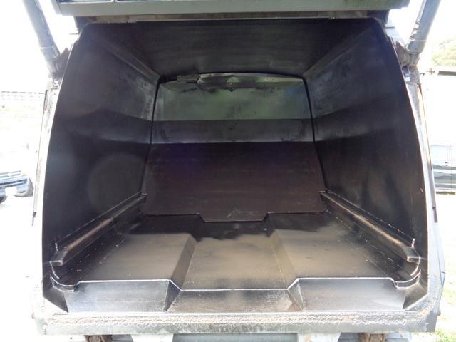 2t積 極東製プレスパッカー車4.2立米 4.0Lディーゼル フロア5速MT 連続スイッチ付 型式KK NOxPM適合(14枚目)