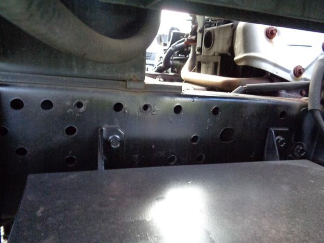 2t積 極東製プレスパッカー車4.2立米 4.0Lディーゼル フロア5速MT 連続スイッチ付 型式KK NOxPM適合(46枚目)