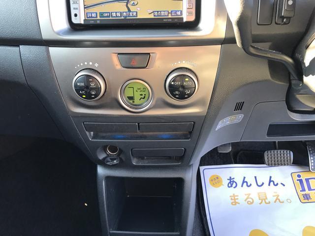 トヨタ bB Z エアロパッケージ 純正HDDナビ 15AW