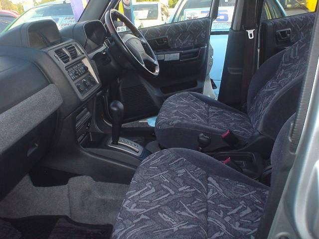 三菱 パジェロイオ ZR-S 4WD ワンオーナー ナビ キーレス