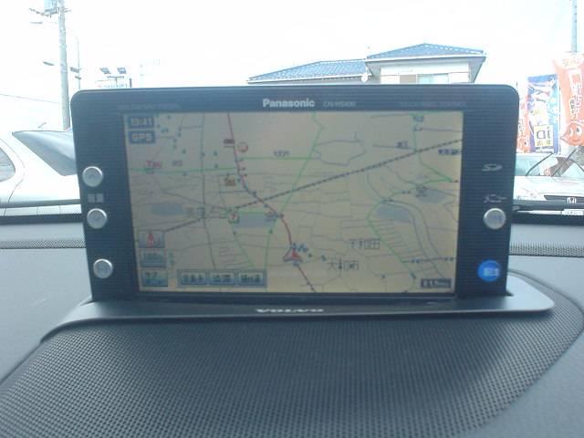ボルボ ボルボ V70 2.5T HDDナビ キーレス 革パワーシート ETC