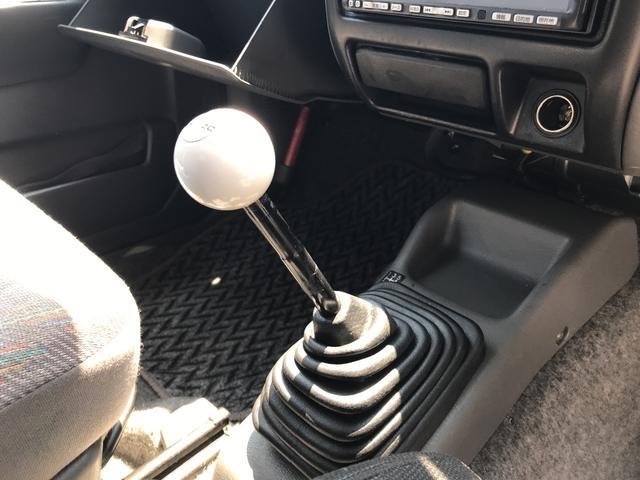 XL 4WD RECAROシート(9枚目)