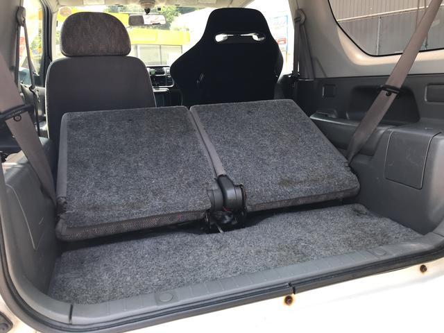 XL 4WD RECAROシート(14枚目)