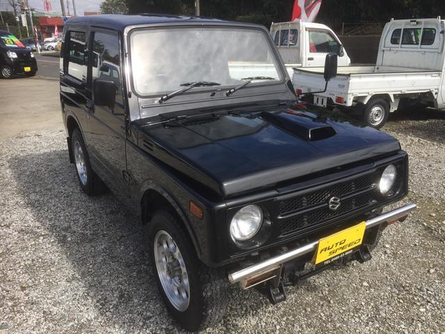 スズキ ジムニー スコットリミテッド 4WD 5MT