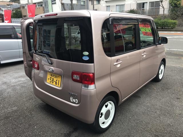 「ダイハツ」「タント」「コンパクトカー」「神奈川県」の中古車5