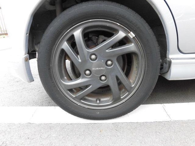 スバル プレオ RS スーパーチャージャー キーレス 記録簿