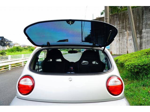 ガソリンB カラーパッケージ ユーザー買取車 18AW 車高調 BRIDEセミバケットシート MOMOステアリング 社外タコメーター 社外ナビ(31枚目)