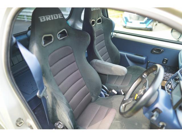 ガソリンB カラーパッケージ ユーザー買取車 18AW 車高調 BRIDEセミバケットシート MOMOステアリング 社外タコメーター 社外ナビ(42枚目)