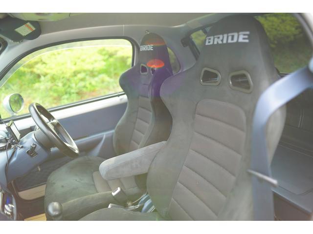 ガソリンB カラーパッケージ ユーザー買取車 18AW 車高調 BRIDEセミバケットシート MOMOステアリング 社外タコメーター 社外ナビ(45枚目)
