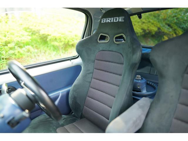 ガソリンB カラーパッケージ ユーザー買取車 18AW 車高調 BRIDEセミバケットシート MOMOステアリング 社外タコメーター 社外ナビ(46枚目)