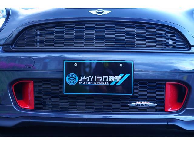ジョンクーパーワークスGP 世界限定2000台 日本限定200台 社外サブウーファー RECAROシート フルバケット 本革ステアリング ブラックライトトリム(14枚目)