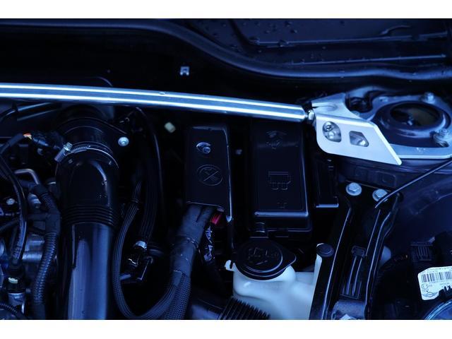 ジョンクーパーワークスGP 世界限定2000台 日本限定200台 社外サブウーファー RECAROシート フルバケット 本革ステアリング ブラックライトトリム(18枚目)