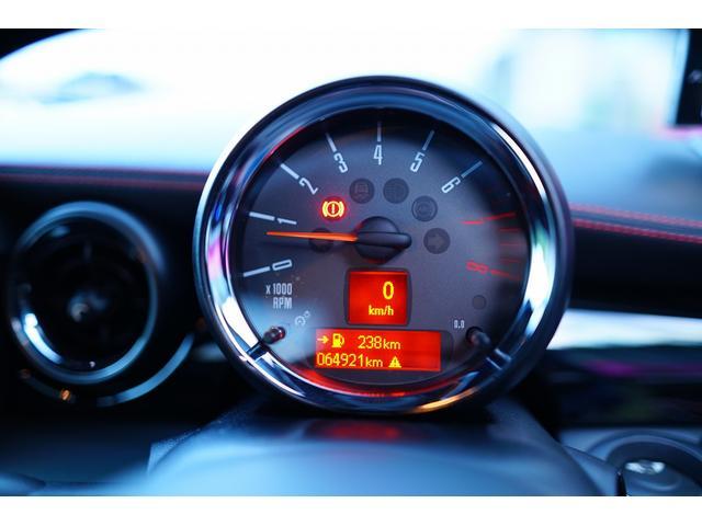 ジョンクーパーワークスGP 世界限定2000台 日本限定200台 社外サブウーファー RECAROシート フルバケット 本革ステアリング ブラックライトトリム(49枚目)
