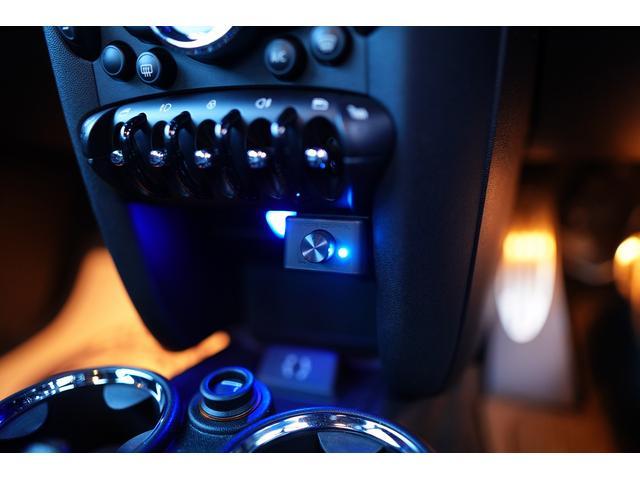 ジョンクーパーワークスGP 世界限定2000台 日本限定200台 社外サブウーファー RECAROシート フルバケット 本革ステアリング ブラックライトトリム(52枚目)