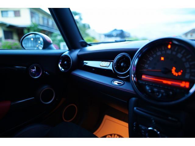 ジョンクーパーワークスGP 世界限定2000台 日本限定200台 社外サブウーファー RECAROシート フルバケット 本革ステアリング ブラックライトトリム(54枚目)