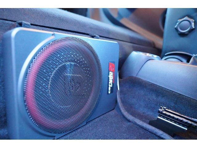 ジョンクーパーワークスGP 世界限定2000台 日本限定200台 社外サブウーファー RECAROシート フルバケット 本革ステアリング ブラックライトトリム(64枚目)