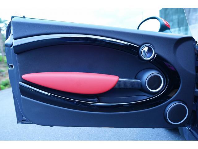 ジョンクーパーワークスGP 世界限定2000台 日本限定200台 社外サブウーファー RECAROシート フルバケット 本革ステアリング ブラックライトトリム(75枚目)
