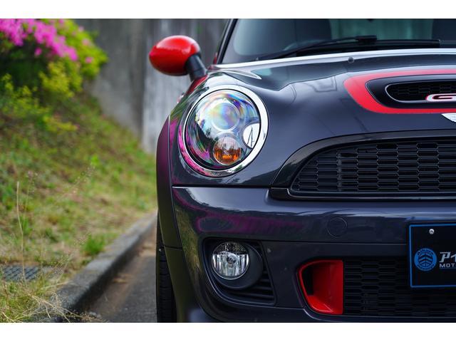 ジョンクーパーワークスGP 世界限定2000台 日本200台限定車 クラッチ交換済み 専用RECAROシート シートヒーター(4枚目)