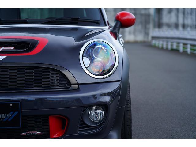 ジョンクーパーワークスGP 世界限定2000台 日本200台限定車 クラッチ交換済み 専用RECAROシート シートヒーター(5枚目)