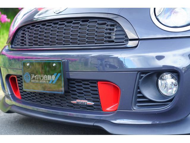 ジョンクーパーワークスGP 世界限定2000台 日本200台限定車 クラッチ交換済み 専用RECAROシート シートヒーター(12枚目)