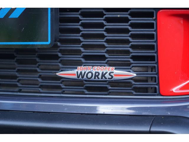 ジョンクーパーワークスGP 世界限定2000台 日本200台限定車 クラッチ交換済み 専用RECAROシート シートヒーター(16枚目)