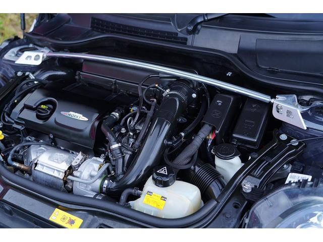 ジョンクーパーワークスGP 世界限定2000台 日本200台限定車 クラッチ交換済み 専用RECAROシート シートヒーター(18枚目)