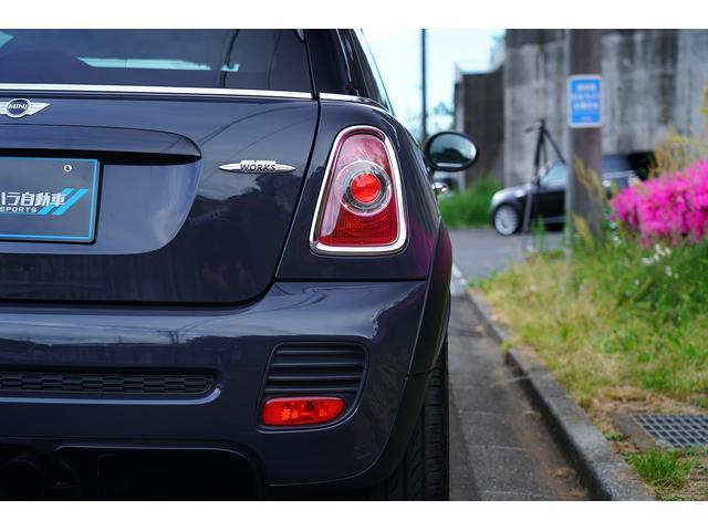 ジョンクーパーワークスGP 世界限定2000台 日本200台限定車 クラッチ交換済み 専用RECAROシート シートヒーター(47枚目)