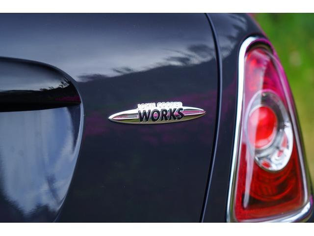 ジョンクーパーワークスGP 世界限定2000台 日本200台限定車 クラッチ交換済み 専用RECAROシート シートヒーター(49枚目)