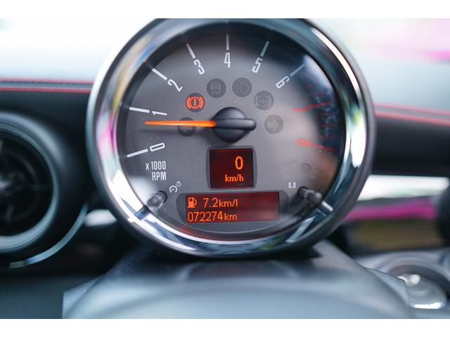 ジョンクーパーワークスGP 世界限定2000台 日本200台限定車 クラッチ交換済み 専用RECAROシート シートヒーター(59枚目)