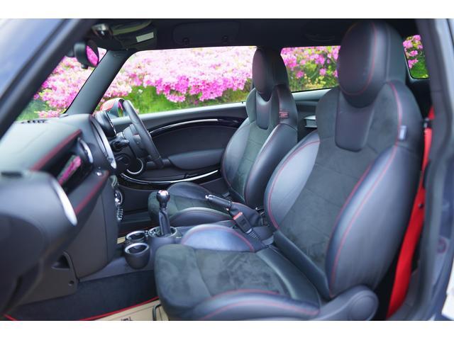 ジョンクーパーワークスGP 世界限定2000台 日本200台限定車 クラッチ交換済み 専用RECAROシート シートヒーター(72枚目)