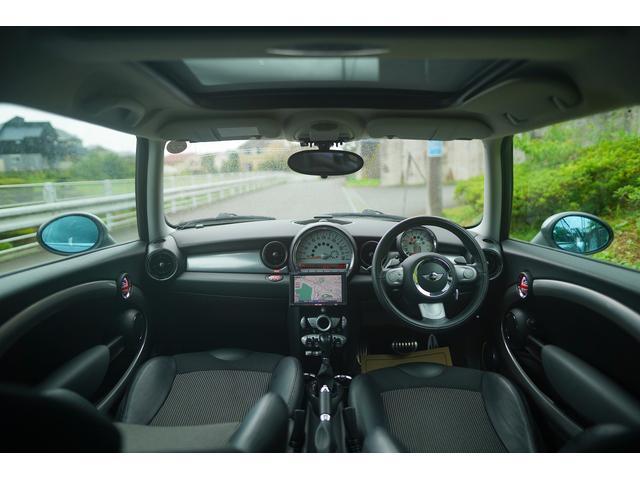 クーパーS クラブマン HDDナビ バックカメラ ローダウン JCWブレーキ装着 サンルーフ クルコン シートヒーター(40枚目)