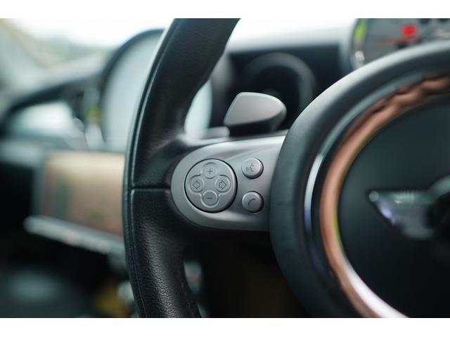 クーパーS クラブマン HDDナビ バックカメラ ローダウン JCWブレーキ装着 サンルーフ クルコン シートヒーター(42枚目)