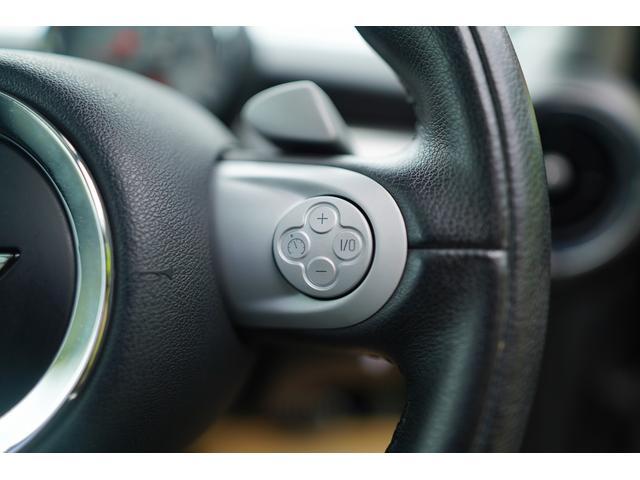 クーパーS クラブマン HDDナビ バックカメラ ローダウン JCWブレーキ装着 サンルーフ クルコン シートヒーター(43枚目)