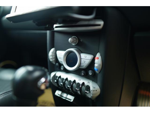 クーパーS クラブマン HDDナビ バックカメラ ローダウン JCWブレーキ装着 サンルーフ クルコン シートヒーター(48枚目)