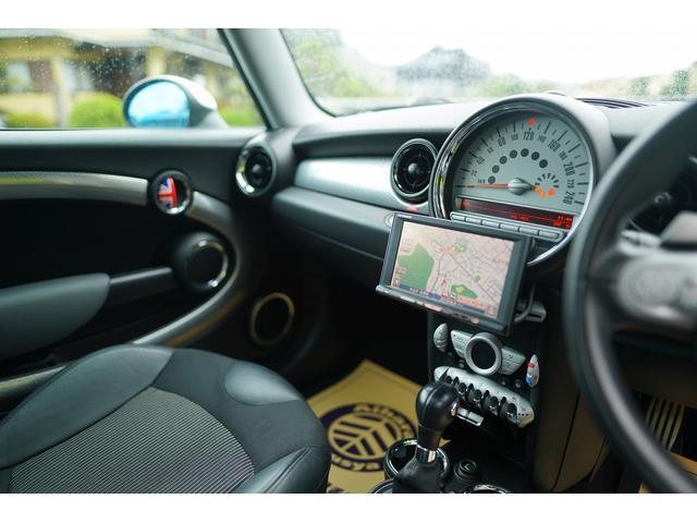 クーパーS クラブマン HDDナビ バックカメラ ローダウン JCWブレーキ装着 サンルーフ クルコン シートヒーター(52枚目)