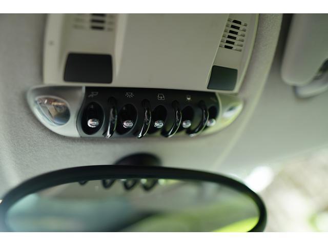 クーパーS クラブマン HDDナビ バックカメラ ローダウン JCWブレーキ装着 サンルーフ クルコン シートヒーター(58枚目)