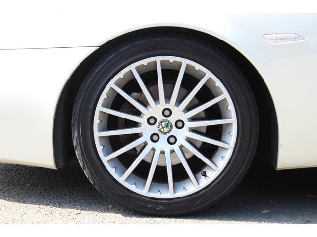 アルファロメオ アルファ156 2.5 V6 24V Qシステム タイベル済 社外マフラー