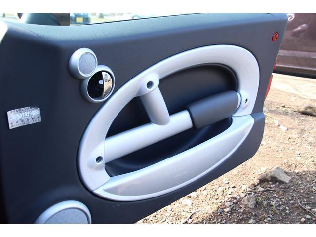 MINI MINI クーパー ルーフライニング張替済 黒革 ナビ シートヒーター