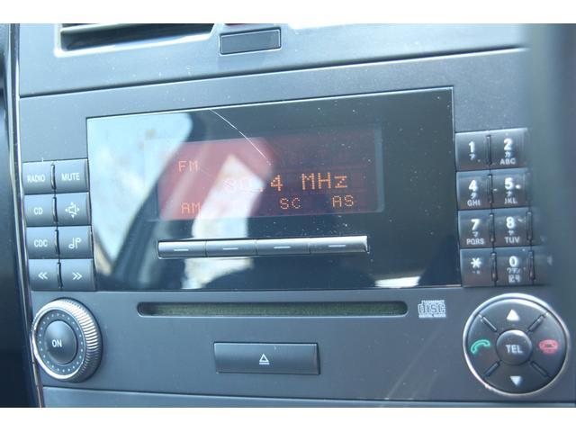 A170 ワンオーナー ディーラー記録16枚 禁煙車 CD(7枚目)