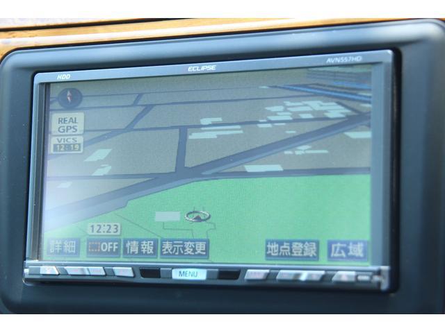 2.0T 社外ナビ 黒革 ETC シートヒーター(7枚目)