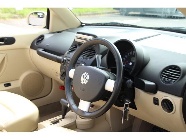 「フォルクスワーゲン」「VW ニュービートルカブリオレ」「オープンカー」「神奈川県」の中古車11