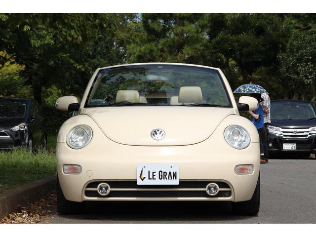 「フォルクスワーゲン」「VW ニュービートルカブリオレ」「オープンカー」「神奈川県」の中古車18