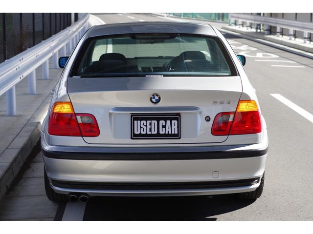 BMW BMW 328i 記録簿 純正スポーツサス ウッドパネル 16AW