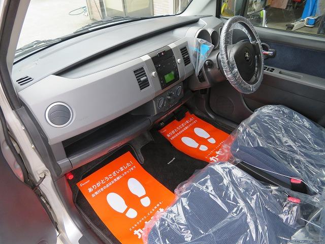 スローパー車イス移動車 リヤシート付き 電動固定装置 禁煙 取説&記録簿 無料保証6ヶ月&走行距離無制限(7枚目)