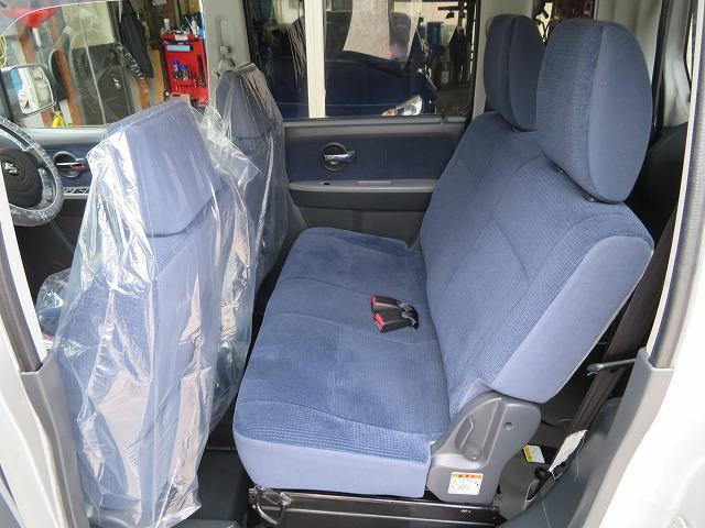 スローパー車イス移動車 リヤシート付き 電動固定装置 禁煙 取説&記録簿 無料保証6ヶ月&走行距離無制限(12枚目)