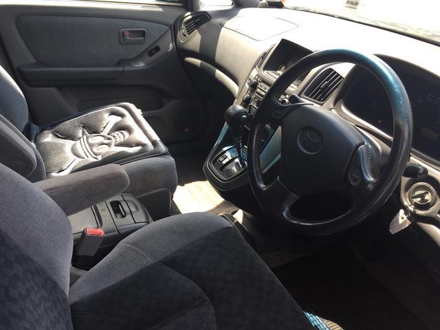 トヨタ ハリアー 3.0 Gパッケージ