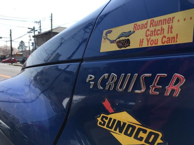 クライスラー クライスラー PTクルーザー リミテッド サンルーフ 革シート ETC アルミホイール