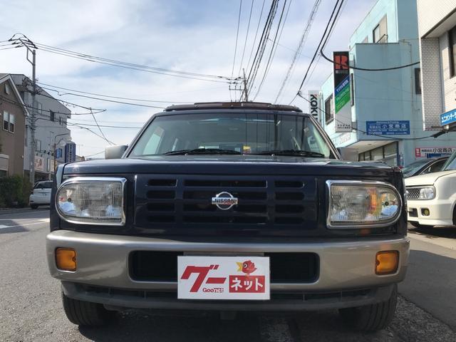 「日産」「ラシーン」「SUV・クロカン」「神奈川県」の中古車2
